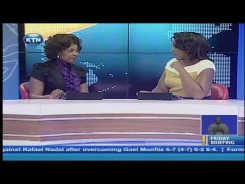 Mentally Challenged Provide For The Kins (by Guest Anchor Gloria Muliro) video