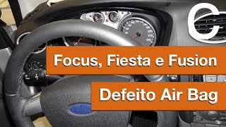 Dr CARRO Defeito Air Bag Focus, Fiesta, Fusion 2013