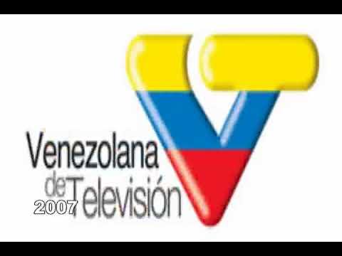 VTV Venezolana de TV marcha e historia de logotipos