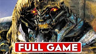 TRANSFORMERS DARK OF THE MOON Gameplay Walkthrough Part 1 FULL GAME [1080p HD] - No Commentary