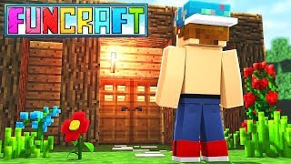 MY NEW FUNCRAFT HOME! | FunCraft #2