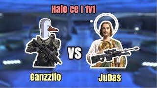 Ganzzito vs JuDas | Halo Ce 2018