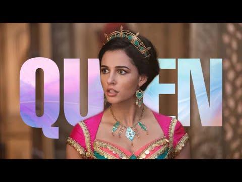 Naomi Scott - Speechless (Aladdin Music Video)