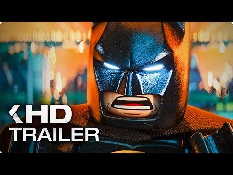THE LEGO BATMAN MOVIE Trailer 3 German Deutsch (2017)