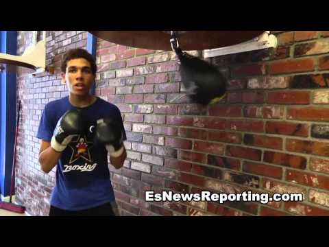 danny garcia vs lucas matthysee who do you like? EsNews Boxing