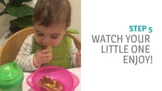 Quick  Simple Zucchini Slice   8 Months 480p 2
