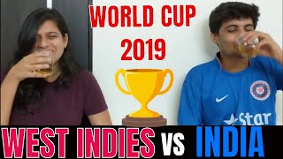 India vs West Indies World Cup 2019 | Crown Cricket Ka