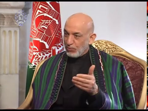 President Karzai's Interview with Chinese Phoenix Satellite Television  -- April 21, 2013
