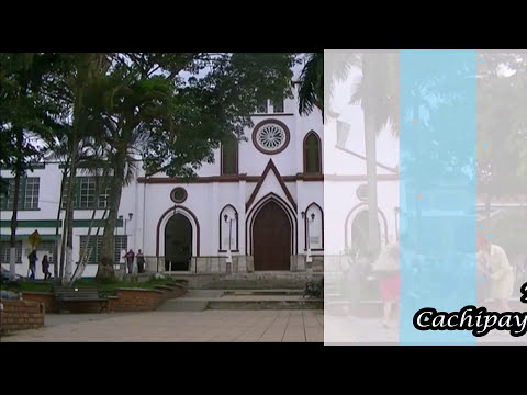 Danzas Cachipay cundinamarca - carranga la