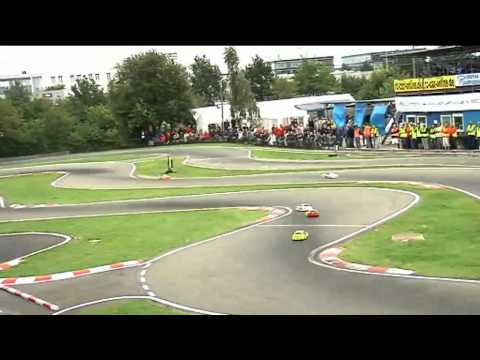 1:5 Large Scale Touring Car EFRA European Championship 2011 Finals