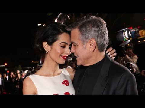 George Clooney Gushes Over Wife Amal, Praises How She Handles Hollywood