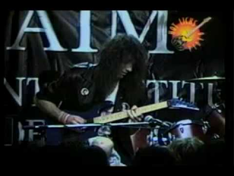 Jason Becker Improvised Solo #1