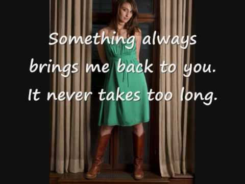 Gravity-Sara Bareilles with lyrics