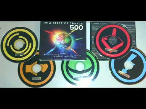 Armin Van Buuren - A State Of Trance 500 Cd1