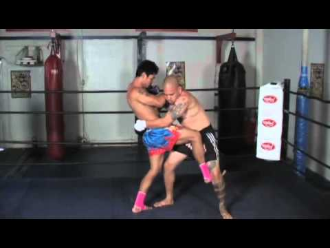 Muay thai defence and clinch part 3 Image 1
