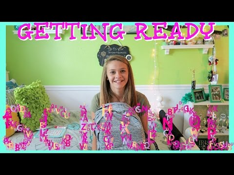 🎒GETTING READY FOR BACK TO SCHOOL🎒 | Emma Marie's World