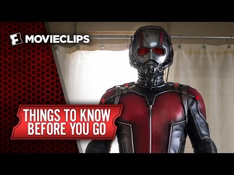 Things To Know Before Watching Ant-Man (2015) HD