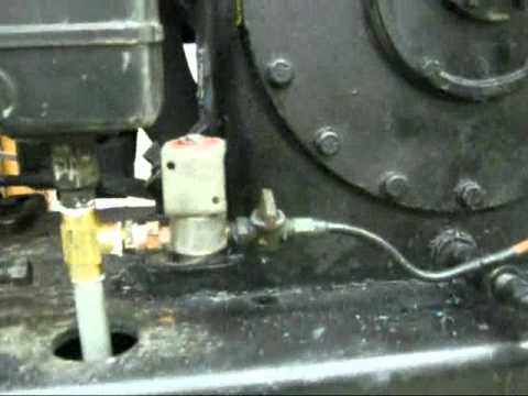 Dresser leroi air compressor pump.10 hp size,2 stage
