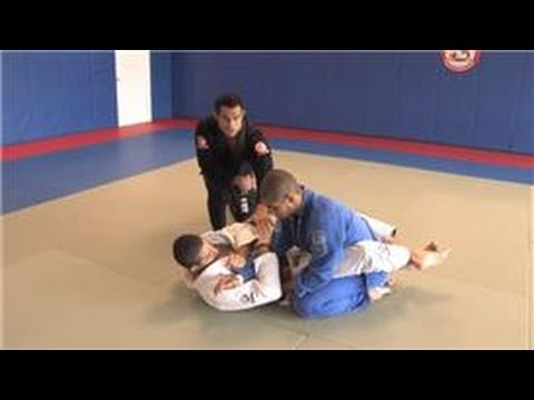 Brazilian Martial Arts Techniques : Closed Guard Brazilian Jiu Jitsu Techniques Image 1