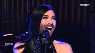 "Conchita - ""Where do I begin"" Sydney Opera 3.3.2016"