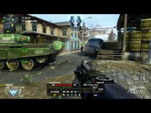 BO2: Modded 15th Prestige + Invisibility Mode Hacker⎜My Experience With Hackers In BO2