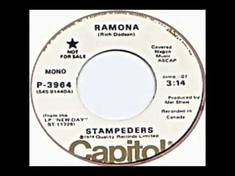 Stampeders - Ramona