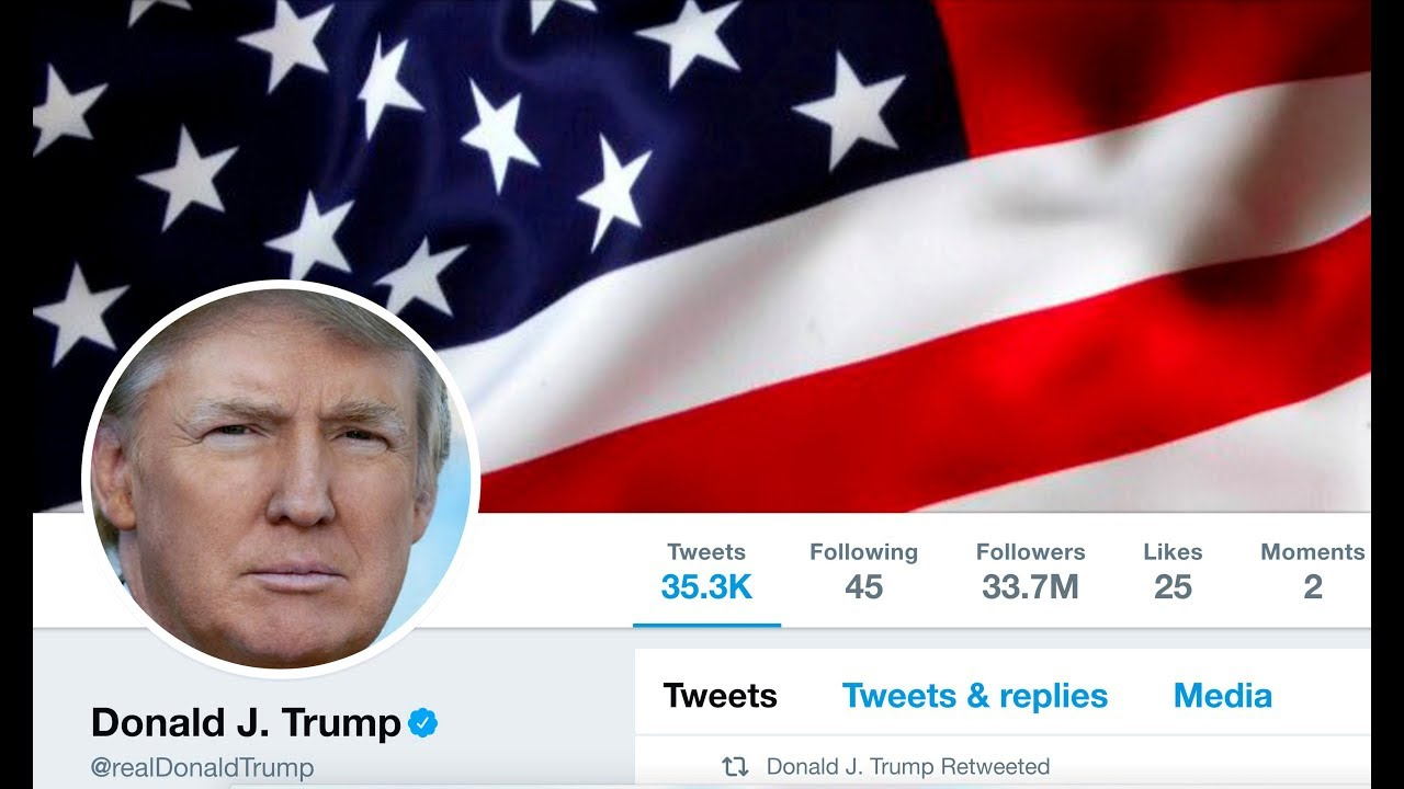 Twitter employee deactivates Trump's account on last day