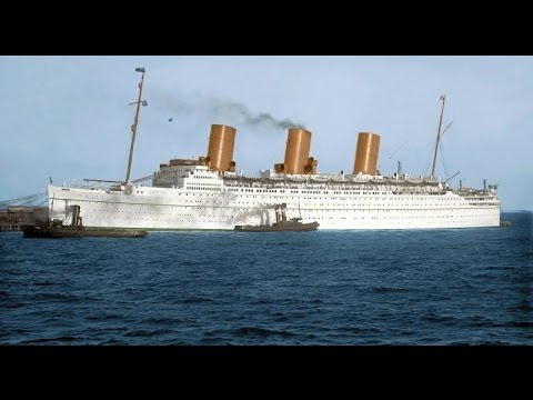 rms empress of britain youtube