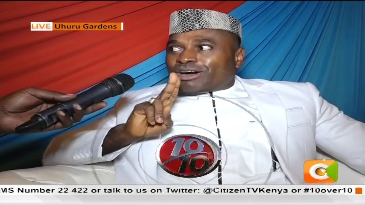 Kenneth Okonkwo Interview on Kenya's Citizen TV (VIDEO)