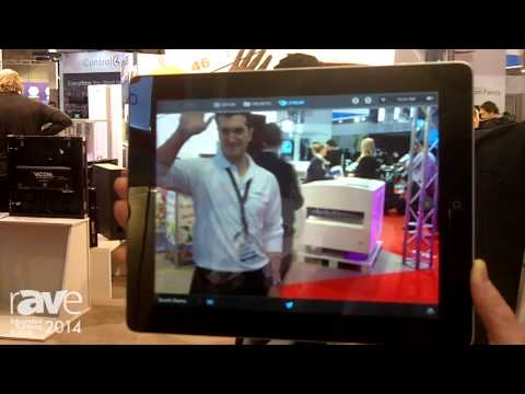 ISE 2014: VBrick Demonstrates Live Streaming Application