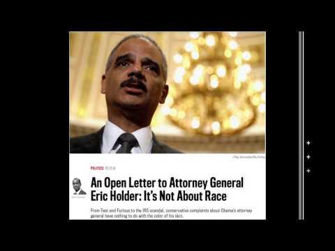 Dr. Frances Cress Welsing on Eric Holder, Racism