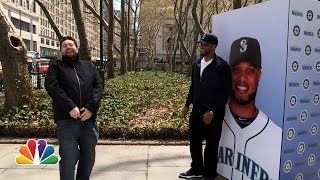 Robinson Cano Surprises Yankees Fans While They