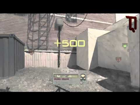 Raw Clip #9: MW2 Crazy 3 piece