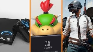 PS5 REAL? + Switch Stock NOT Intentional + Battlegrounds to PS4... MAYBE? - The Know
