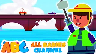 Nursery Rhymes For Babies & Toddlers | London Bridge Is Falling Down | Popular Nursery Rhymes