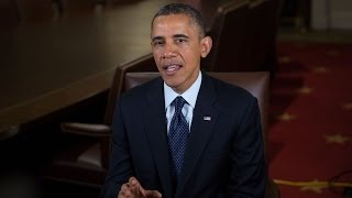 Weekly Address: Taking Control of America's Energy Future  11/16/13