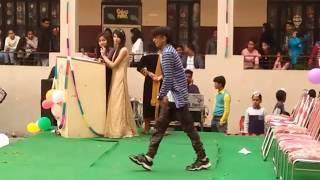 Best Break dancer in school function || Navi Rajput