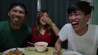 SPICY NOODLE CHALLENGE with CONG & JUNNIE BOY