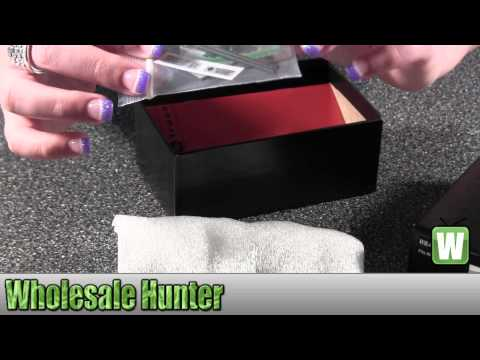 Crimson Trace H&K HK45C Pro Laser Guard LG-645 Overmold Front Activation Unboxing Shooting