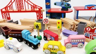 Building Toys for Children Toy Train Toy Vehicles for Kids