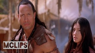 The Scorpion King 2002 Dual Audio Hindi HD 720p movies clips and trailer