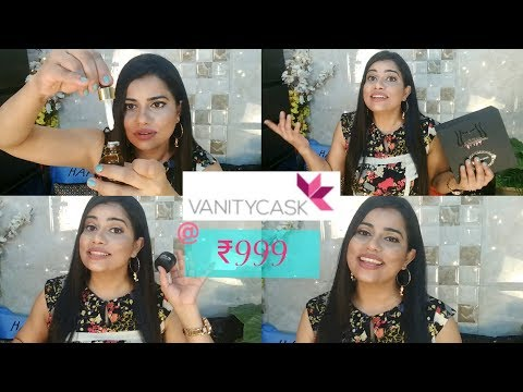 SUMMER ROMANCE BY VANITYCASK + FREE GIFT WORTH ₹3020 | Sana K