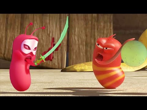 LARVA 2018 | The Best Funny cartoon 2018 HD ►The newest compilation 2018 # 23