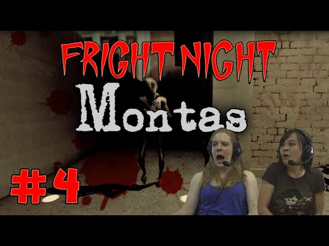 Fright Night: Montas #4 - Farty Ghost! video
