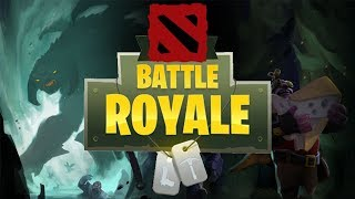 Dota 2 Battle Royale
