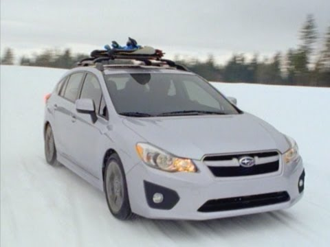 2013 Subaru Impreza 2.0i Sport on Snow (148 hp)