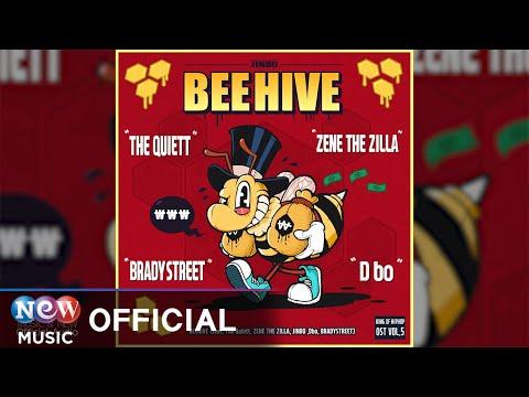 [힙합왕 나스나길 OST] JINBO(진보) - BEEHIVE (Feat. The Quiett, ZENE THE ZILLA, Dbo, BRADYSTREET)