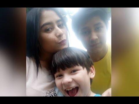 [ada2 aja] Ekspresi cemburu Rasya saat Prilly di cium anak ini di loksyut FTV 2017