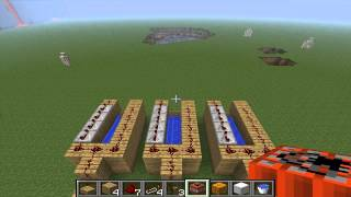MInecraft: How to make a cannon and machine gun/Як зробити гармату й кулемет