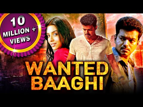 Wanted Baaghi (Pokkiri) Hindi Dubbed Full Movie | Vijay, Asin, Prakash Raj thumbnail